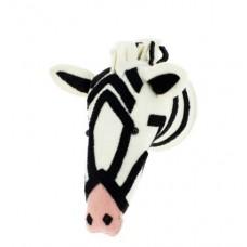 Зебра розовый нос
