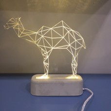 Лампа Верблюд
