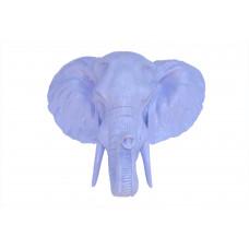 Слон в лавандовой расцветке