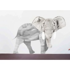 Стикер слон