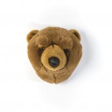 Светло-коричневый Медведь Оливер